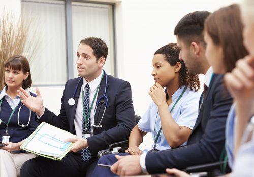 Primecare administrative healthcare services slider